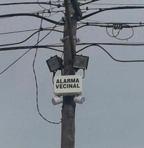 Alarma Vecinal Tradicional Argentina